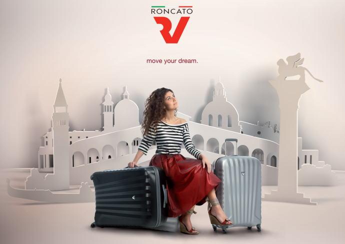 roncatoスーツケース